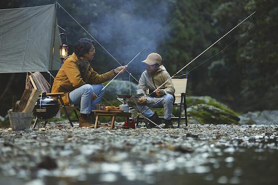 【新ファンド募集開始】スタイリッシュな釣り竿でアウトドア体験を「和歌山発 純国産ポータブル釣り竿ファンド」